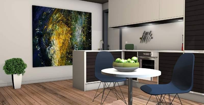 Quadri Moderni: arredare casa con l\'arte | Arte o Scienza?